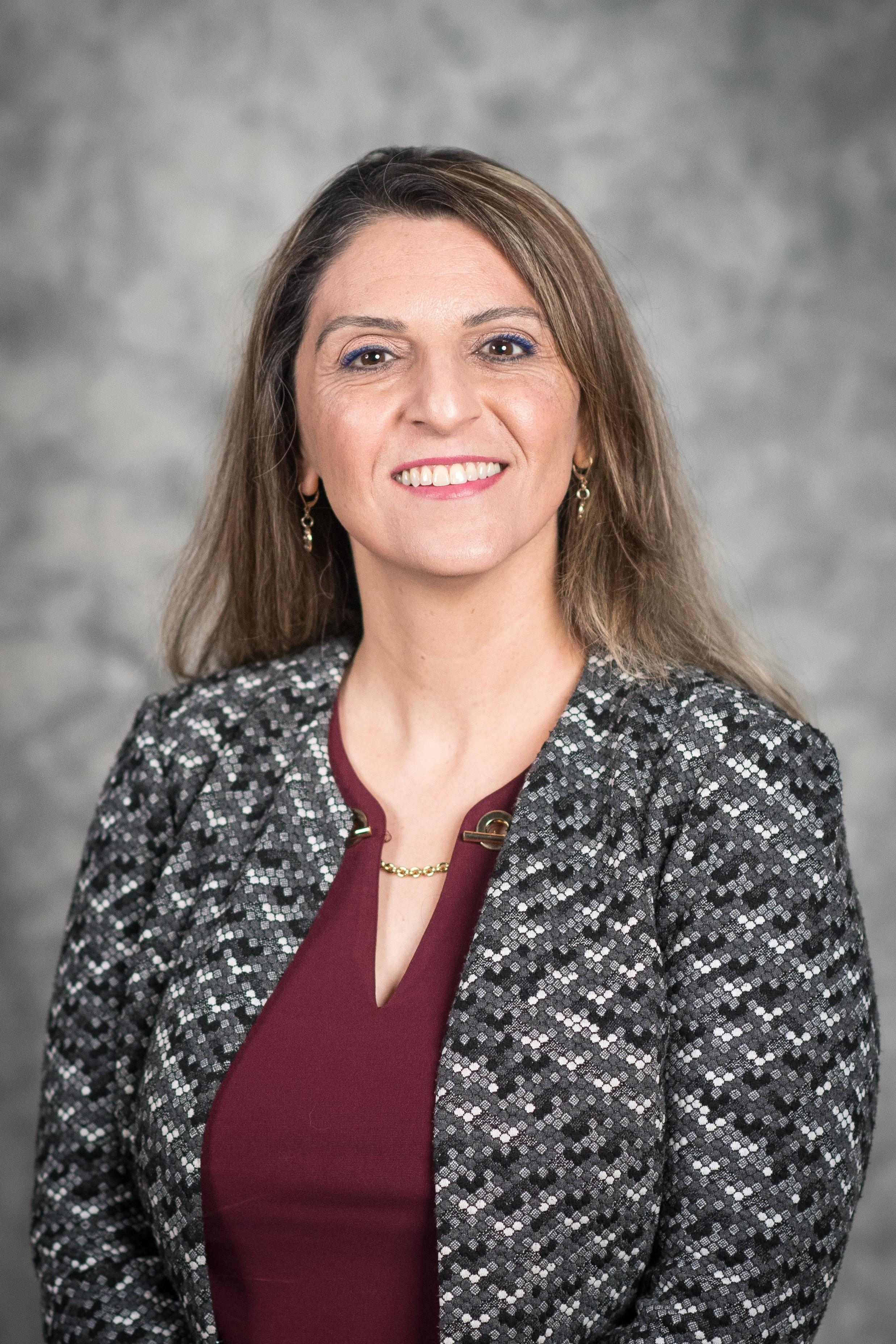 Nasrin Mirsaleh-Kohan, Ph.D.