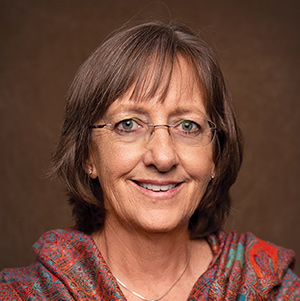 Mary Frances Baxter, Ph.D., OT, FAOTA