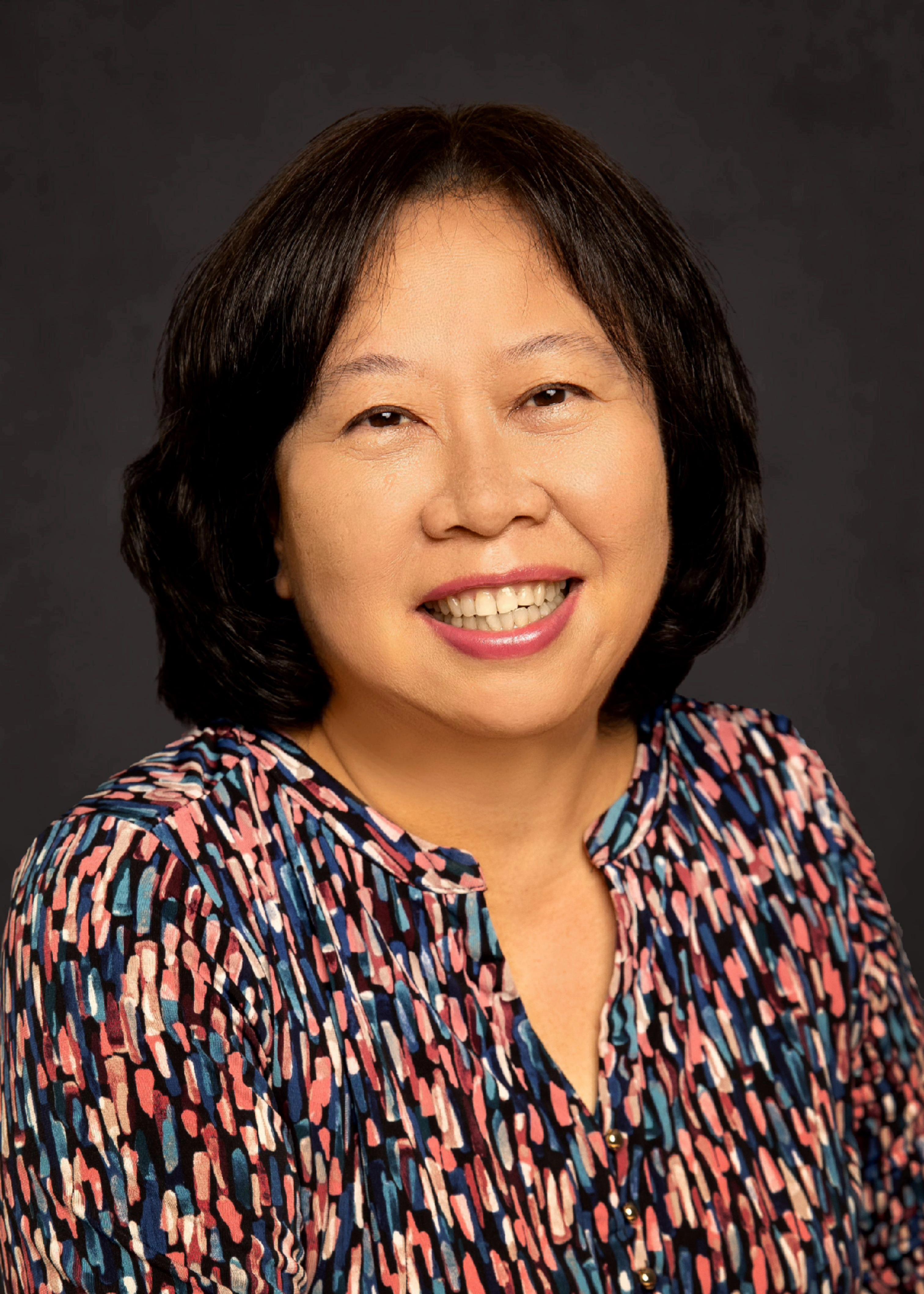 Pei-Fen Chang, Ph.D., OTR