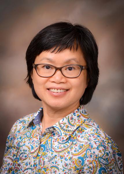 Suh-Jen Lin, PT, Ph.D.